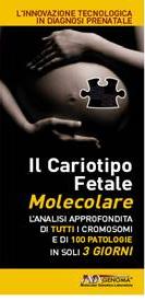 Brochure Cariotipo Molecolare per i pazienti